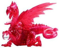 Red Dragon Deluxe - Scratch and Dent Dragons Crystal Puzzle