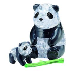 Panda and Baby Pandas 3D Puzzle