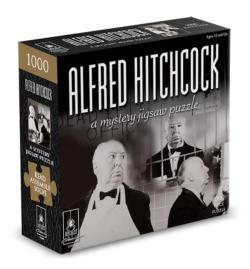 Alfred Hitchcock Murder Mystery Jigsaw Puzzle