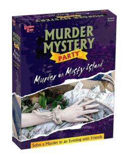 Murder on Misty Island Game
