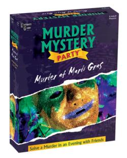 Murder at Mardi Gras Game