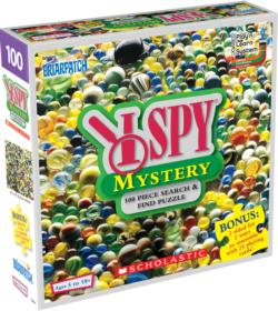 I SPY Mystery - Scratch and Dent Educational Children's Puzzles