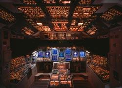 Space Shuttle Cockpit Science Jigsaw Puzzle