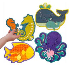 Ocean Babies Under The Sea Children's Puzzles