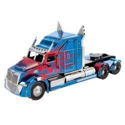 Optimus Prime Western Star 5700 Truck Sci-fi Metal Puzzles