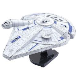 Lando Calrissian's Millennium Falcon Sci-fi Metal Puzzles