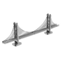 Golden Gate Bridge Bridges Metal Puzzles