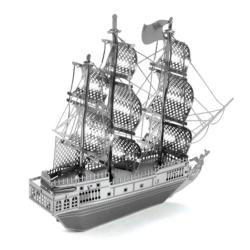 Black Pearl ship Movies / Books / TV Metal Puzzles