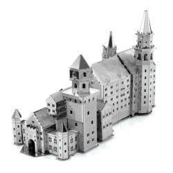 Neuschwanstein Castle Germany Metal Puzzles
