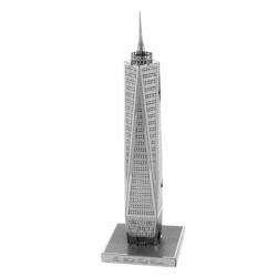 One World Trade Center New York Metal Puzzles