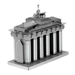 Brandenburg Gate Landmarks / Monuments Metal Puzzles