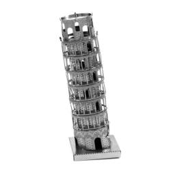 Leaning Tower of Pisa Italy Metal Puzzles