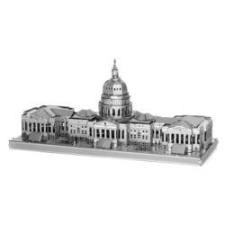 US Capitol building Landmarks / Monuments Metal Puzzles