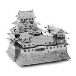 Himeji Castle Japan Metal Puzzles