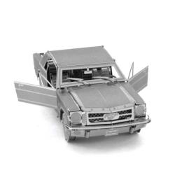 Ford 1965 Mustang Coupe Cars Metal Puzzles