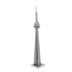 CN Tower Landmarks / Monuments Metal Puzzles
