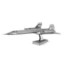 SR71 Blackbird Planes Metal Puzzles