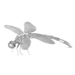 Dragonfly Butterflies and Insects Metal Puzzles