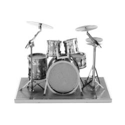 Drum Set Music Metal Puzzles