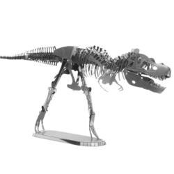 Tyrannosaurus Rex Skeleton Dinosaurs Metal Puzzles