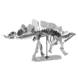 Stegosaurus Skeleton Dinosaurs Metal Puzzles