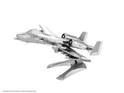 A-10 Warthog Military / Warfare Metal Puzzles