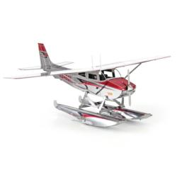 Cessna 182 Floatplane Planes Metal Puzzles