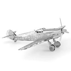 Messerschmitt Bf-109 Planes Metal Puzzles