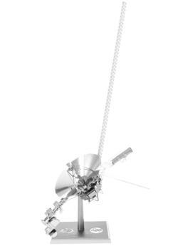 Voyager Spacecraft Space Metal Puzzles