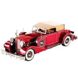 1934 Packward Twelve Convertible Cars Metal Puzzles