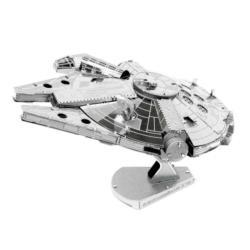 Millennium Falcon Sci-fi Metal Puzzles