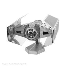 Darth Vader's TIE Fighter Sci-fi Metal Puzzles