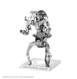 Destroyer Droid Sci-fi Metal Puzzles