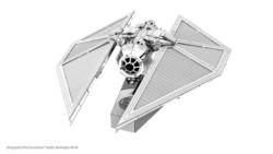 TIE Striker Sci-fi Metal Puzzles