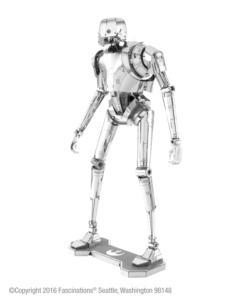 K-2SO Sci-fi Metal Puzzles