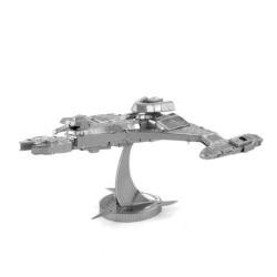 Klingon Vor'cha Sci-fi Metal Puzzles
