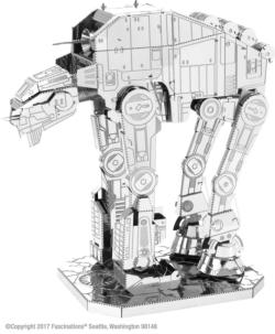 AT-M6 Heavy Assault Walker Star Wars Metal Puzzles