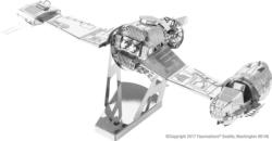Resistance Ski Speeder Sci-fi Metal Puzzles