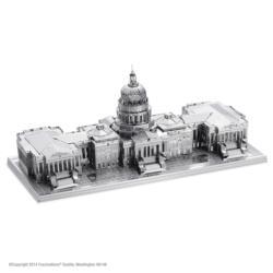 US Capitol Landmarks / Monuments Metal Puzzles