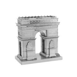 ICONX Arc de Triomphe 3D Metal Model Kit France Metal Puzzles