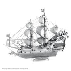 Queen Anne's Revenge ship Boats Metal Puzzles