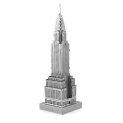 ICONX - Chrysler building Landmarks / Monuments Metal Puzzles