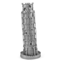 ICONX - Leaning Tower of Pisa Italy Metal Puzzles
