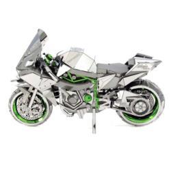 Kawasaki Ninja Motorcycle Motorcycles Metal Puzzles