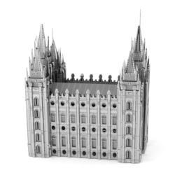 Salt Lake City Temple Churches Metal Puzzles