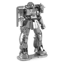 Zaku II Sci-fi Metal Puzzles