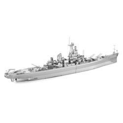 USS Missouri Military / Warfare Metal Puzzles