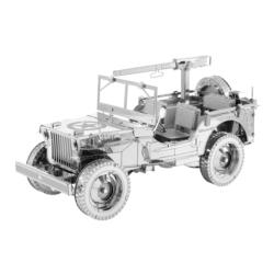 Willys Overland Cars Metal Puzzles