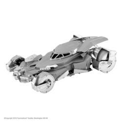 Batmobile Super-heroes Metal Puzzles
