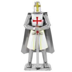 Templar Knight Military / Warfare Metal Puzzles